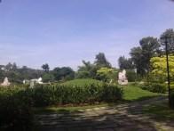 Garden of Abundance in the Chinese Garden. Сад изобилия в китайском саду.